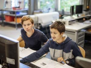 Ook het GO! zet onze STEM-aanpak in de kijker!
