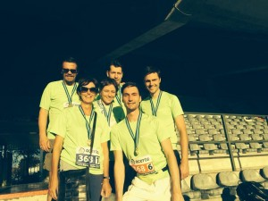 Ebiden aflossingsmarathon
