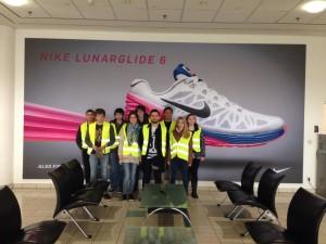 Opleiding duurzame logistiek bij Nike