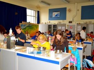 STEM-dag voor lagere scholen