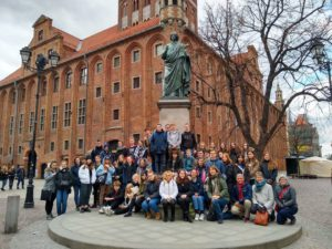 Internationalisering naar Torun (Polen)