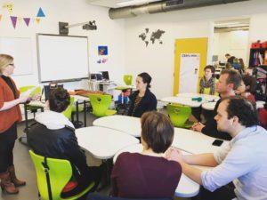 Netwerkdag modernisering voor lager onderwijs