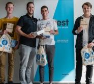Jesse Geerts (6PUB) wint GIP-award in categorie Design