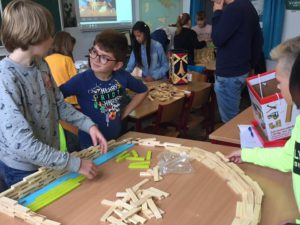 Leerlingen 5de en 6de leerjaar worden ondergedompeld in Romeinse cultuur